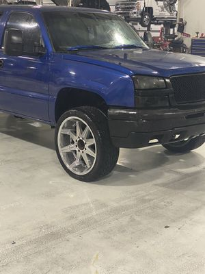2003 Silverado for Sale in Houston, TX