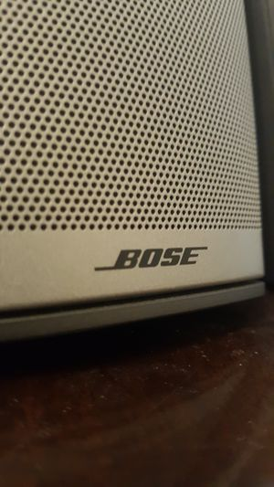 Bose Speakers for Sale in Montgomery, IL