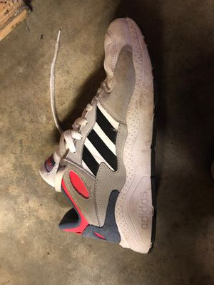 Adidas crazychaos shoes WORN ONCE for Sale in Fuquay-Varina, NC