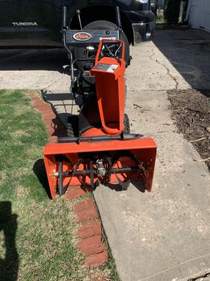 Snow blower. Ariens compact 2 stage for Sale in Overland Park, KS