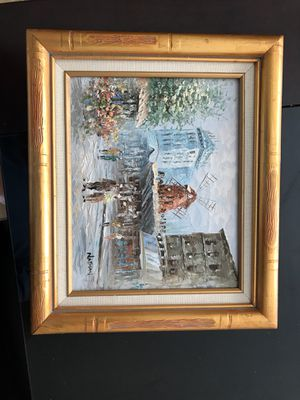 Oil Painting for Sale in Morton Grove, IL