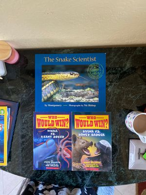 Kids nature books for Sale in Boca Raton, FL