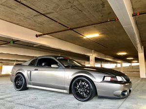 2003 FORD MUSTANG COBRA TERMINATOR SUPERCHARGED — srt8 Shelby saleen notchback ss camaro lightning Silverado z71 amg rubicon corvette z06 ctsv zl1 m3 for Sale in Downey, CA