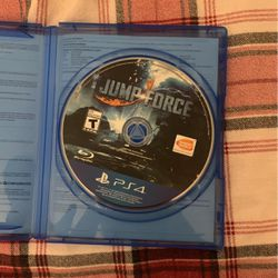 Jump Force Ps4 for Sale in Stanton,  CA