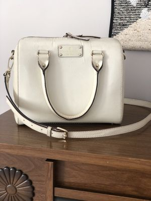 Kate Spade Cream Bag for Sale in Dallas, TX