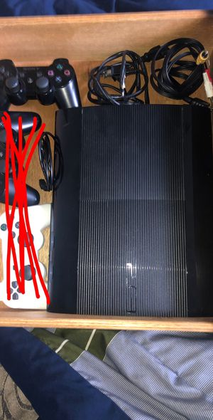 PS3 working perfectly! for Sale in Springfield, VA