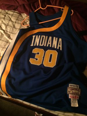 Indiana pacers original authentic jersey for Sale for sale  Maywood, NJ