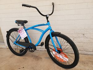Hello, I have a 26 inch cranbook cruiser in perfect condition, this is a NEW BIKE! for Sale in Phoenix, AZ