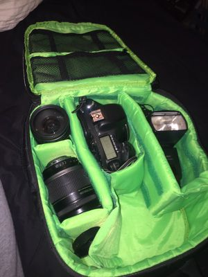 Canon eos 7D mark I kit for Sale in Houston, TX