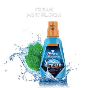 Crest Pro-health mouthwash Intense Clean mint for Sale in Brownsville, TX