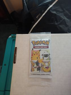 Pokemon General Mills Packs. 1-5 Packs $8 each. Thank You. for Sale in Redmond,  WA