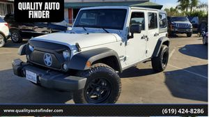 2015 JEEP WRANGLER UNLIMITED SPORT for Sale in San Diego , CA
