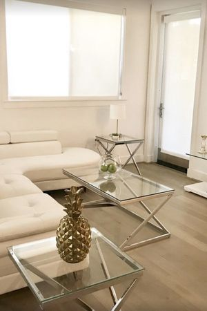 Brand new in box 3pcs coffee table set for Sale in Long Beach, CA