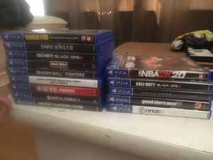 Sony PlayStation4 PS4 video games for Sale in Rialto, CA