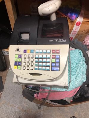Royal cash register 601 S.C. for Sale in OLD ORCHD BCH, ME