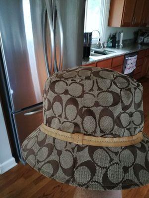Coach bucket hat for Sale in Elgin, IL