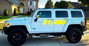 🚗🎁I'm the first owner and i want to sell my 2009 Hummer H3 $1400 for Sale in Jersey City, NJ
