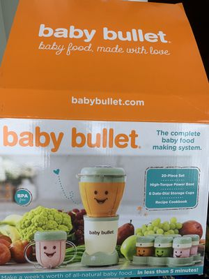 Baby bullet for Sale in Frederick, MD
