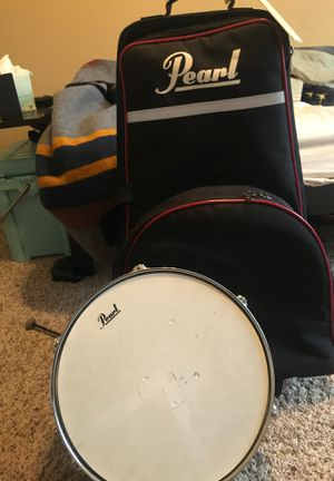 Pearl Snare Drum for Sale in Murfreesboro, TN