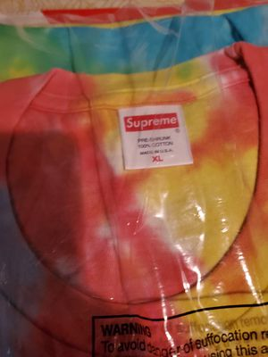 Supreme tee size XL for Sale in San Jose, CA