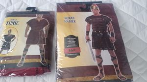 Roman soldier tunic and customs for Sale in Azalea Park, FL