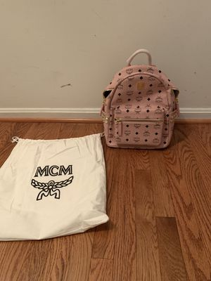 Mcm backpack for Sale in Silver Spring, MD