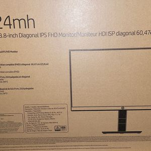 24 Inch HP Monitor for Sale in Surprise, AZ