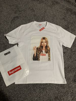 Supreme x Kate Moss t shirt size S for Sale in St. Louis, MO