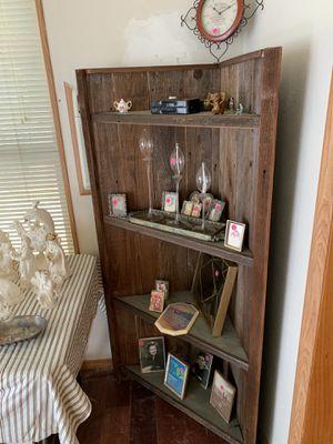 Corner display shelf for Sale in Molalla, OR