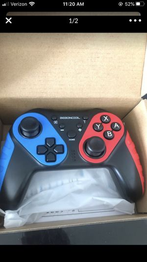 Switch controller for Sale in Albuquerque, NM