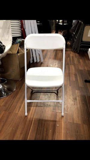 Folding chairs $10 each for Sale in Atlanta, GA