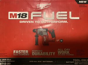 Milwaukee M18 Rotary Hammer SDS Plus (2712-20) for Sale in Berkeley, CA