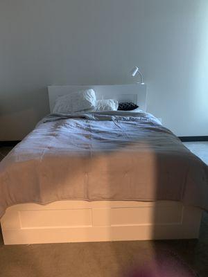 IKEA bed frame for Sale in Willingboro, NJ