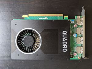 PNY M2000 video card 4gb for Sale in Frederick, MD