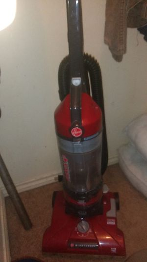 Hoover 12 Amp Windtunnel with PAWS for Sale in Arlington, TX
