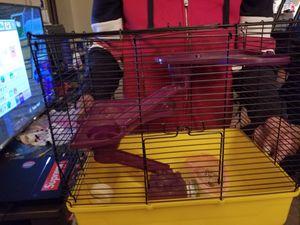 Hamster cage. for Sale in Pico Rivera, CA