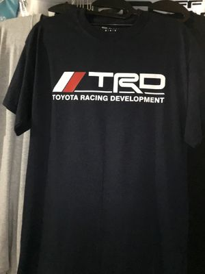Toyota TRD Tshirt (Black) Size 2XL. For Tacoma, Tundra, 4Runner, FJ, Sequoia, Sienna, Avalon, Camry, Corolla, Matrix, iA, iM, CHR, Yaris, Prius and m for Sale in Upland, CA