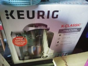 Keurig k classic for Sale in Hummelstown, PA