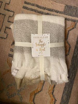 Throw blanket for Sale in Kirkland, WA