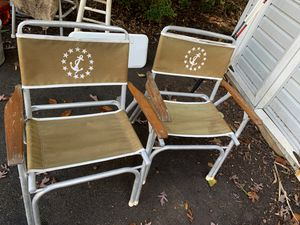 Boat Deck Chairs for Sale in Lusby, MD