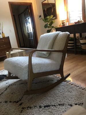 MCM rocking chair for Sale in Warwick, RI