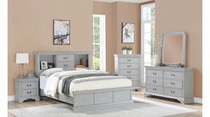 Queen bedroom set W/Storage for Sale in Sanford, FL