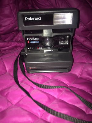 Vintage Polaroid OneStep Close-Up Camera*TESTED* for Sale in Austin, TX