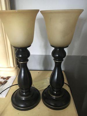 2 lamps for Sale in Lemon Grove, CA