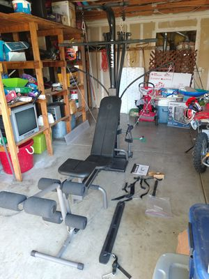 Bowflex XLT w 310lbs of Resistance for Sale in Tracy, CA