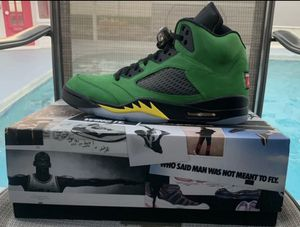 Air Jordan 5 Retro SE Oregon Men Sneakers Size 12.5 for Sale in Sebring, FL