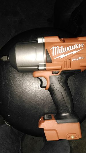 1/2 impact wrench brand new 200$ obo or trade for guy stuff for Sale in Aberdeen, WA