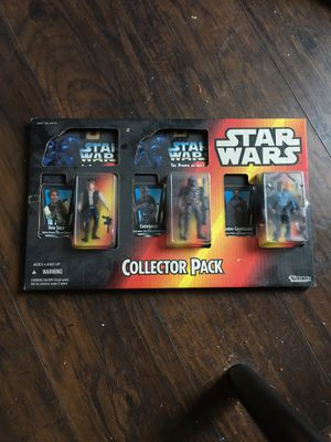 Star Wars collecter pack for Sale in Riverton, UT