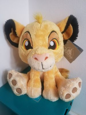 DISNEY LION KING SIMBA FLUFFY STUFFED ANIMAL PLUSH NWT for Sale in Los Angeles, CA