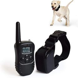 Shock Collar for Dogs, Dog Training Collar with Remote, Rechargeable Dog Bark Collar for Large/Medium/Small Dog, E Collar with Static, Vibration for Sale in Ontario,  CA